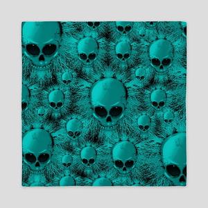 Ghost Skull Queen Duvet