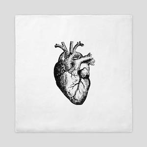 HEART Queen Duvet