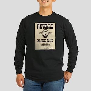 Black Jack Ketchem Long Sleeve Dark T-Shirt