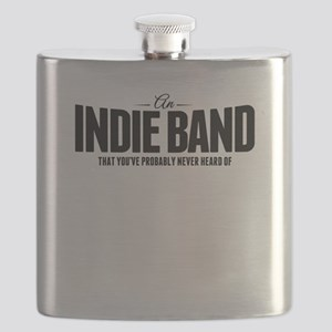 An Indie Band Flask