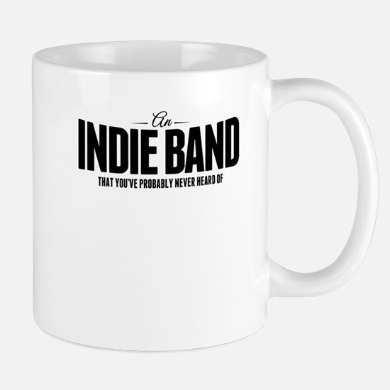 An Indie Band Mugs
