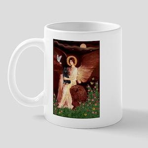 Angel (#1) & Schipperke Mug