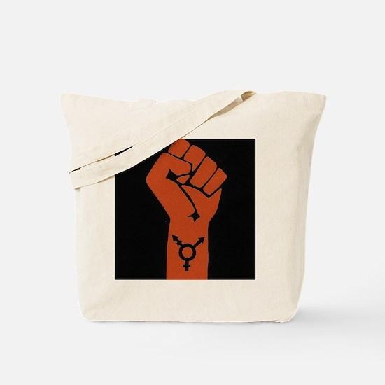Transgender Solidarity Tote Bag
