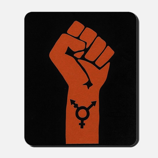 Transgender Solidarity Mousepad