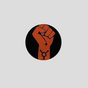 Transgender Solidarity Mini Button
