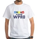 WPRO Providence '65 - White T-Shirt