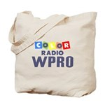 WPRO Providence '65 - Tote Bag