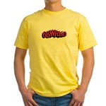 WRKO Boston '70 - Yellow T-Shirt