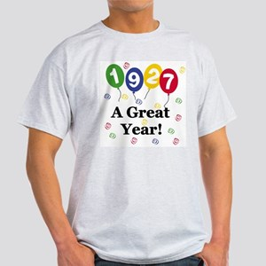 1927 A Great Year Light T-Shirt