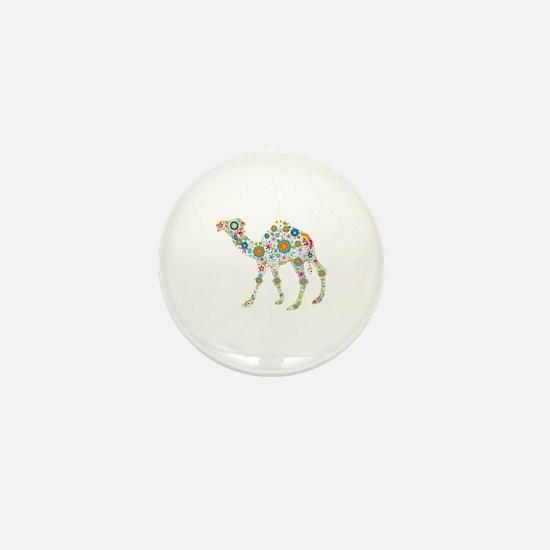 Unique Camels Mini Button