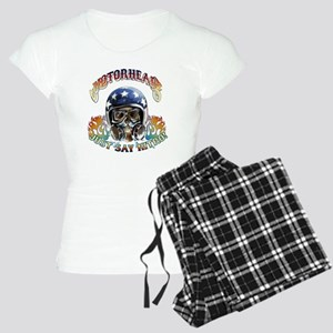 JUST SAY NITRO! Women's Light Pajamas