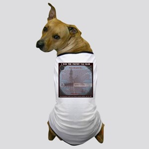 PoetryTagSlamWinner-Phaeties Dog T-Shirt
