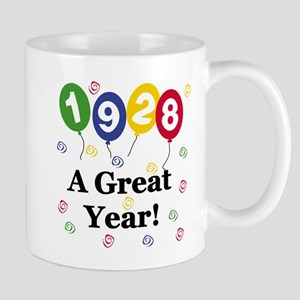 1928 A Great Year Mug