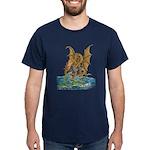 Dragon Battle Dark T-Shirt