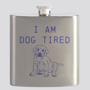 I am dog tired Flask