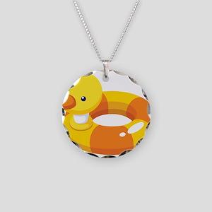 Duck Floatie Necklace