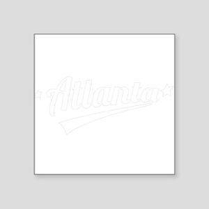 Retro Atlanta Logo Sticker