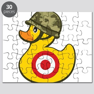 Army Duck Puzzle