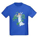 Fairy Music Kids Dark T-Shirt