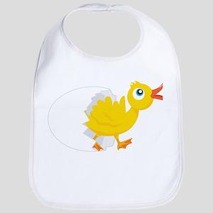 Duck in Egg Bib