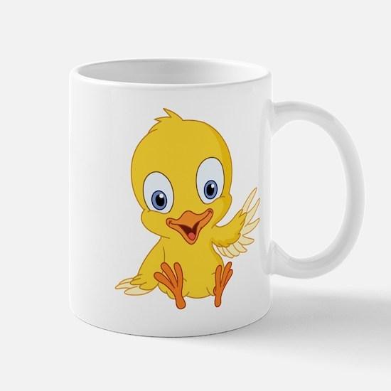 Cartoon Duck-2 Mugs