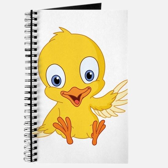 Cartoon Duck-2 Journal