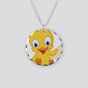 Cartoon Duck-2 Necklace