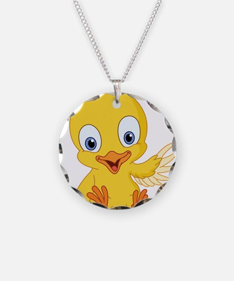 Cartoon Duck-2 Necklace