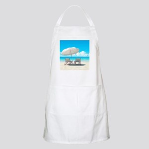 Beach Vacation Apron