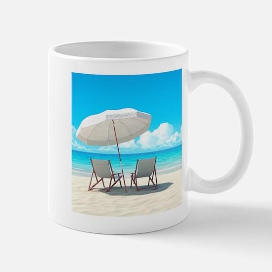 Beach Vacation Mugs
