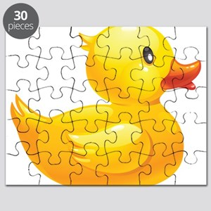 Rubber Duckie Puzzle