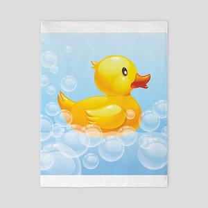 Duck in Bubbles Twin Duvet