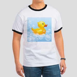 Duck in Bubbles T-Shirt