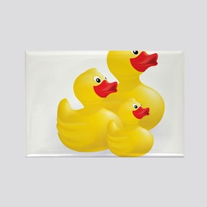 Trio of Ducks Magnets