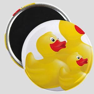 Trio of Ducks Magnets