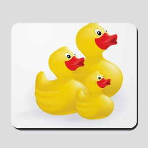Trio of Ducks Mousepad