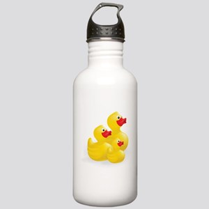 Trio of Ducks Water Bottle