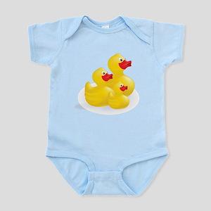 Trio of Ducks Body Suit