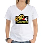 Action Figure Work Day logo T-Shirt