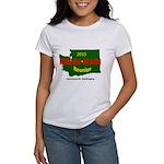 Women's T-Shirt Wa Logo
