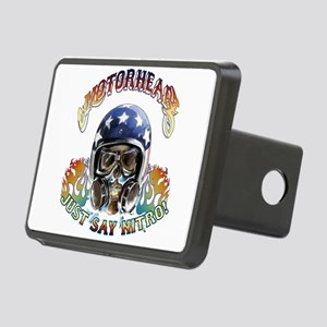 JUST SAY NITRO Hitch Cover