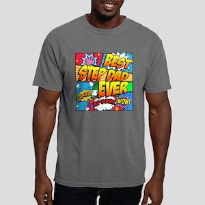 Best Step Dad Ever Mens Comfort Colors Shirt