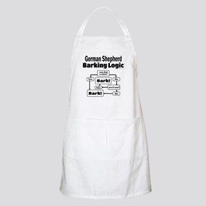 German Shepherd Logic Apron