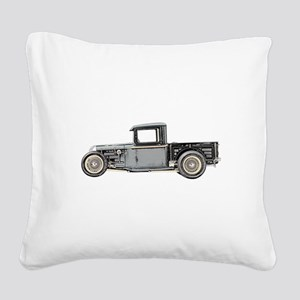 1932 Ford Square Canvas Pillow
