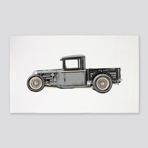 1932 Ford 3'x5' Area Rug