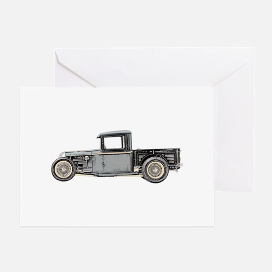 1932 Ford Greeting Card