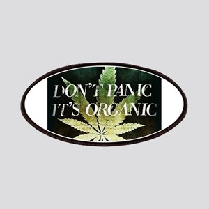 Dont Panic, Its organic Patches