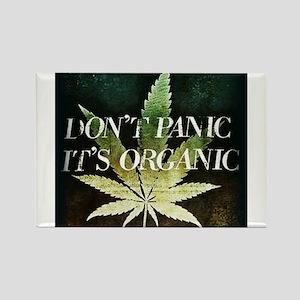 Dont Panic, Its organic Magnets