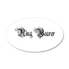 Ring Bearer Wall Decal