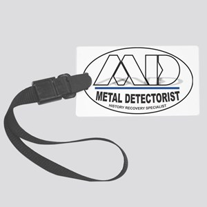 MD Logo Hollow  Large Luggage Tag